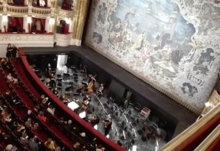 Návštěva Národní galerie a Státní opery